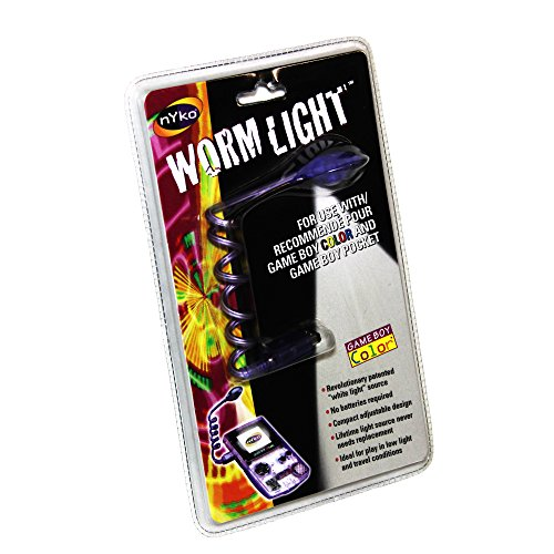 Nyko Worm Light Atomic Purple