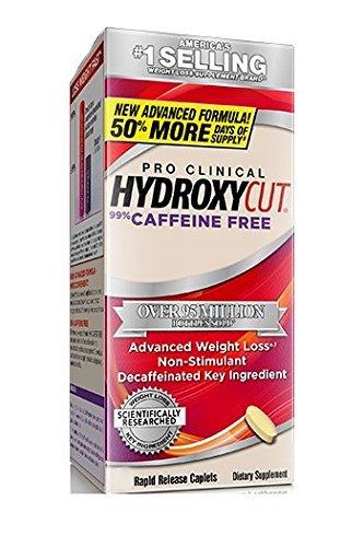 Hydroxycut 99 Caffeine Free Advanced Capsules