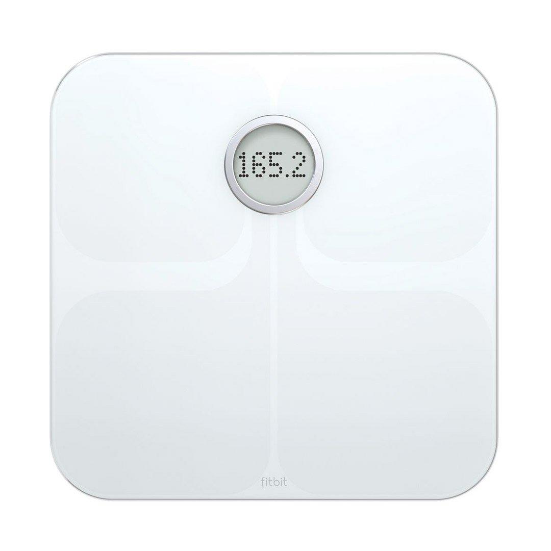 Fitbit Aria Wi-Fi Smart Scale, White by Fitbit