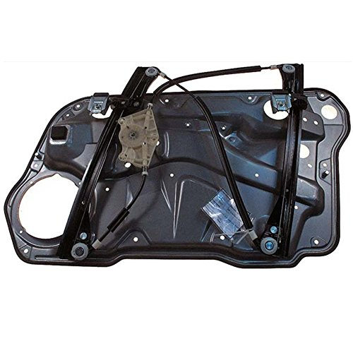 New Power Window Regulator for Volkswagen Gold Jetta Front (Left Driver Side 1J4837461F)