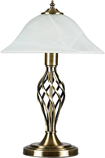 Traditional Table Lamps Barley Twist