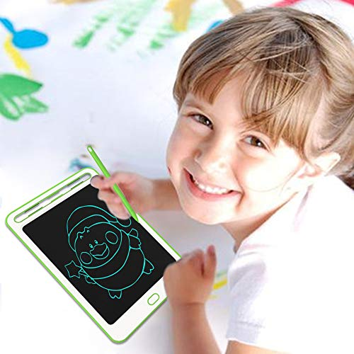 JONZOO Kids Writing Drawing Tablets Doodle Boards Gifts for Kids Adults at Home School Office 8.5 Inch LCD Writing Tablets Electronic Drawing Pads with Screen Lock and Pen
