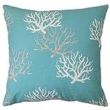 Best DS Bath Pillows - DS 1 Piece 20 X 20 Blue Grey Review