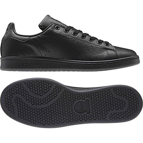 Adidas Stan Smith Herren Sneaker, Schwarz (XXL/XXL/XXL)