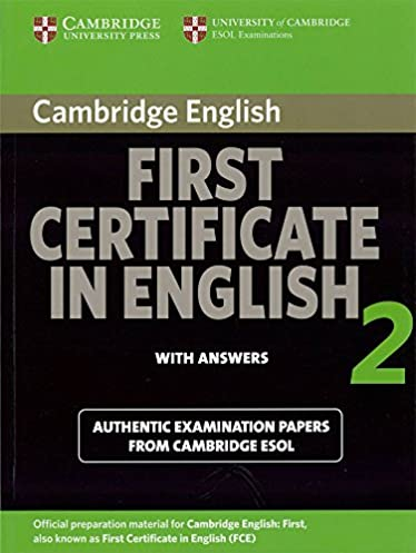 cambridge first certificate in english 2 for updated exam student s rh amazon co uk Facebook Search Farce Book