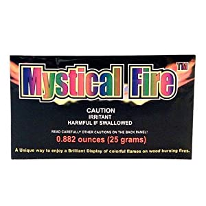how to make mystical fire