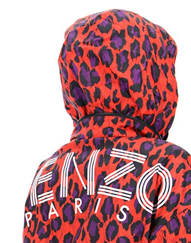 F862bl08056221 Donna Poliestere Rosso Giacca Kenzo 6aWnF6
