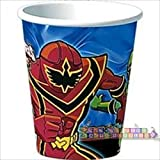 : Power Ranger Mystic Force Paper Cups