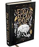 capa de Edgar Allan Poe. Medo Clássico