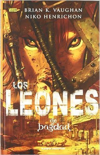 LOS LEONES DE BAGDAD (LEONES BAGDAD)