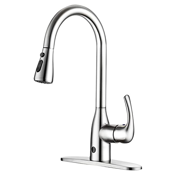 BadiJum Touchless Kitchen Faucets review