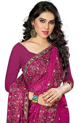Sari Nozze Donne Rani Di Partito Indiani Le Per Tradizionale Sari Progettista Usura X6USxvwUq