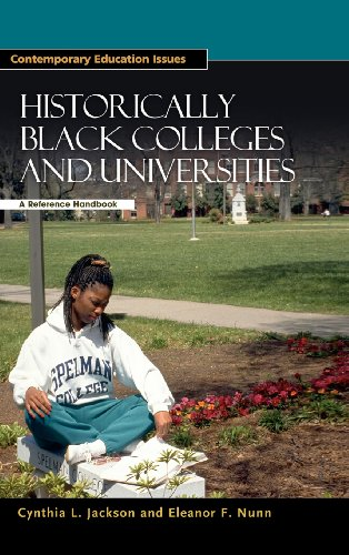 : Historically Black Colleges and Universities: A Reference Handbook (Contemporary Education Issues)