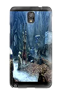 Durable Case For The Galaxy Note 3- Eco-friendly Retail Packaging(star Wars Empire Strikes Back)