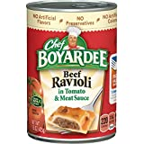 Chef Boyardee Beef Ravioli, 15 Oz. (Pack of 24)
