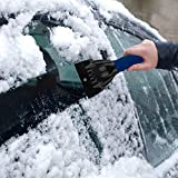 2 Pack Snow and Ice Scraper for Car