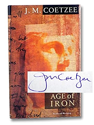 book cover of Age of Iron