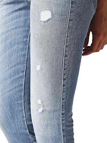 Diesel Jeans 0688e 00s0dw Donna Blu qTq8HZ7