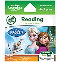 Leapfrog Disney Frozen Learning Game (For LeapPad Tablets)
