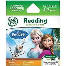 LeapFrog Disney Frozen Learning Game (for LeapPad Platinum, LeapPad Ultra, LeapPad2, LeapPad3)