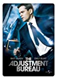 【Amazon.co.jp限定】アジャストメント スチールブック仕様 (ブルーレイ+デジタル・コピー) [Blu-ray]