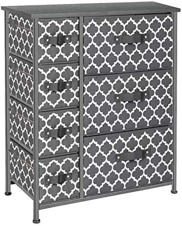 7 Drawer Dresser Organizer Storage Chest