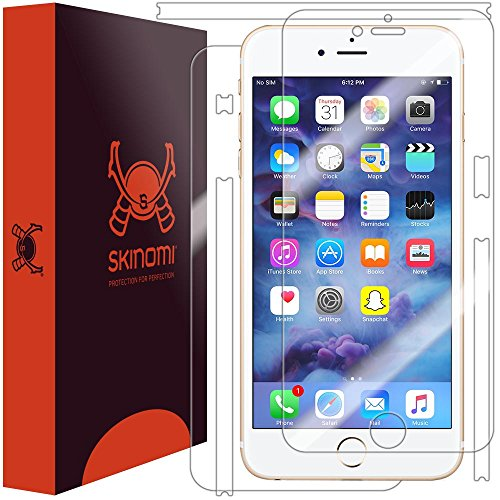 iPhone Protector Skinomi TechSkin Coverage