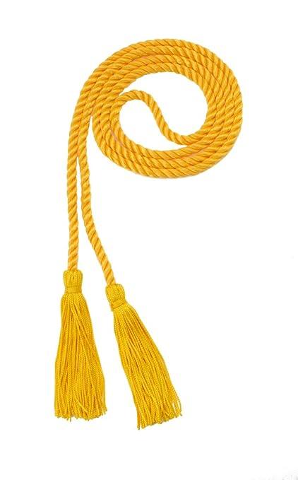 e600c8a212b6 Amazon.com: Tassel Depot Honor Cord Gold Brand - Made in USA