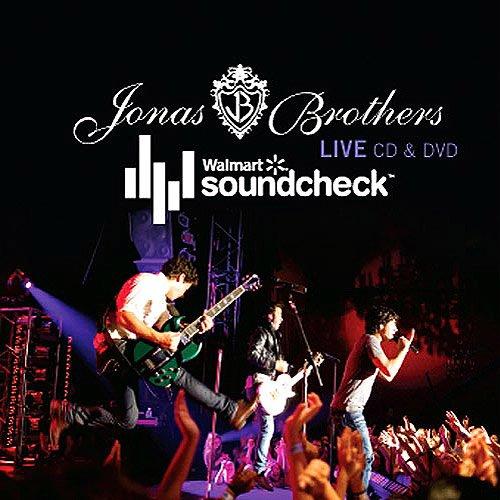 Live- Walmart Soundcheck (Rock Brothers Jonas)