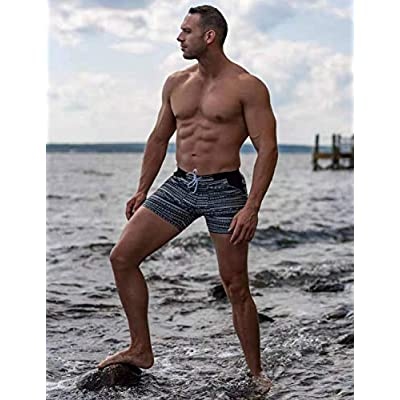 Taddlee Sexy Men's Swimwear Swimsuits Long Basic Swim Surf Trunks XXL Shorts Gay | .com