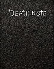 """DEATH NOTE: Notebook with Rules 
