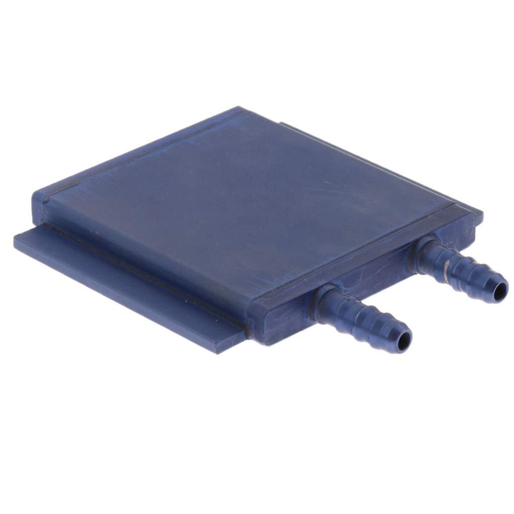 B Blesiya Water Cooling Block for CPU Radiator: Amazon co uk
