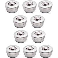 Youliy - Rodamientos de acero de 8 mm