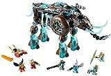 LEGO Chima 70145 Maulas Ice Mammoth Stomper Building Toy