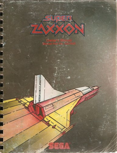 Super Zaxxon Owner's Manual
