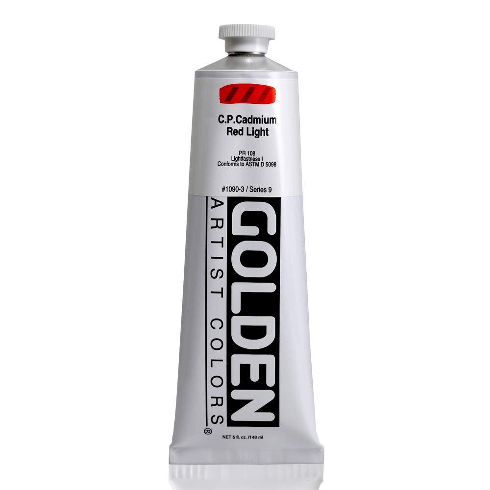 hasta un 70% de descuento rojo claro cadmio oroen pesado pesado pesado cuerpo acrílico pintura 5 oz Tube  tienda de bajo costo