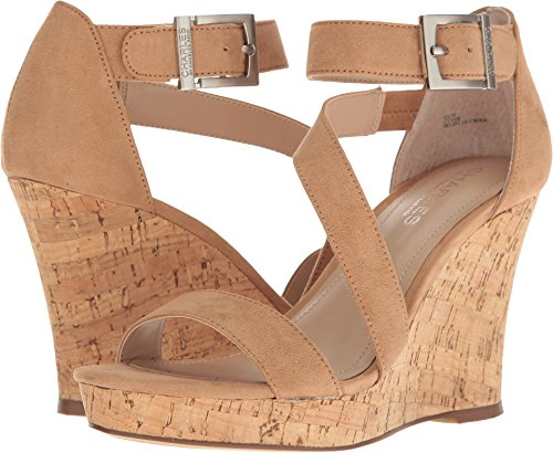 Charles by Charles David Women's Leanna Nude Microsuede 5.5 M US