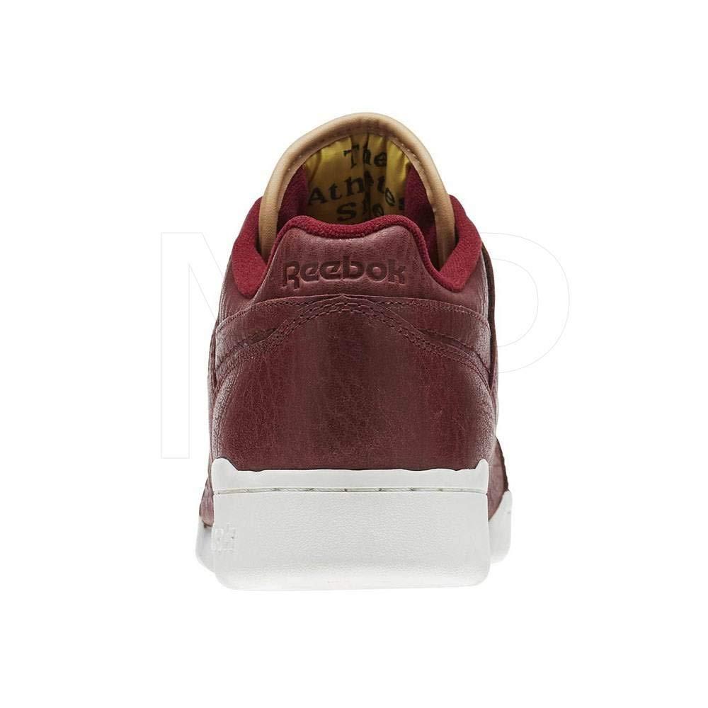 49761d5cc76 Reebok Men s Workout Plus Boxing Trainers (BD3172) UK 9.5   EU 44   Amazon.co.uk  Shoes   Bags