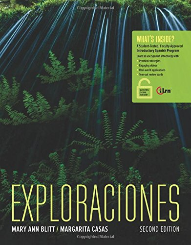 Exploraciones W/Student Act.Man.+Access