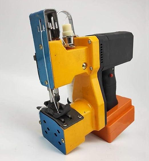 Máquina de cierre de bolsas Máquina de coser portátil Máquina de ...