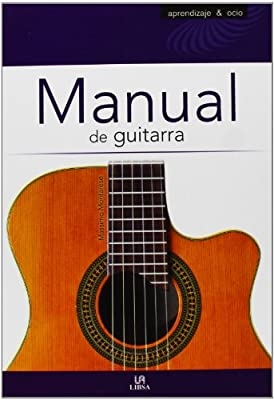 Manual de guitarra / Guitar Manual (Spanish Edition)