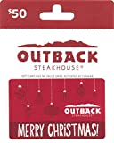 Outback Steakhouse Holiday $50 Gift Card