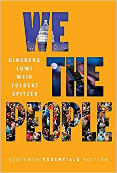 We The People (Eleventh Essentials Edition) Mobi Download Book