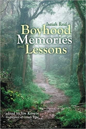 Book Boyhood Memories and Lessons by Isaiah Reid (2007-04-04)
