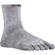 Injinji Men's 2.0 Liner Crew Toesocks