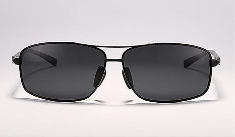 Sungeye Gafas de Sol Gafas de Sol de Aluminio del magnesio/Hombres Gafas de Sol