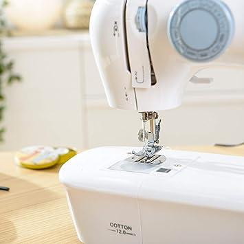 Solac SW8220 Cotton 12 Máquina de coser mecánica Multicolor: Amazon.es: Hogar