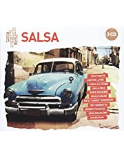 All You Need Is - Salsa 3CD