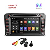 Cheap MCWAUTO Android 7.1 For Mercedes Benz W203 Vaneo Viano Vito C A GLK G Series 7 inch Car DVD Player GPS Radio Stereo Navigation System