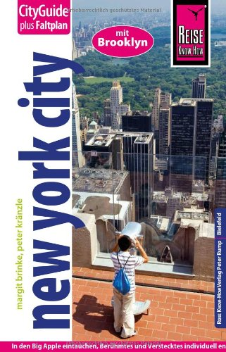 Reise Know-How CityGuide New York City - CityGuide plus Faltplan